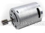 LH1202-parts-13 Main motor with short shaft and gear