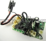 L988-helicopter-17 Circuit board,Receiver board