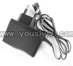 L988-helicopter-20 Charger with black plug