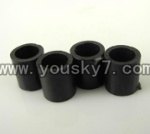 L988-helicopter-47 Small limit pipe(4pcs)