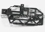 F-series MJX f46 helicopter parts-34 Right connect frame