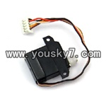 MJX-F47-helicopter-parts-09 servo