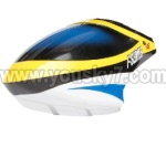 MJX-F49-parts-02 Head cover(Yellow)
