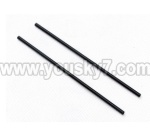 MJX-F649-parts-17 Support pipe(2pcs)
