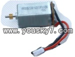 MJX-T41C-helicopter-parts-28 Main motor with short shaft