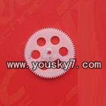MJX-T42C-helicopter-parts-07 Lower main gear B