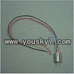 MJX-T42C-helicopter-parts-10 Tail motor