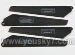 MJX-T42C-parts-04 Upper main blades(4pcs-4A)