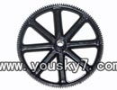 MJX-T43-helicopter-parts-06 Upper Main gear