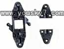 MJX-T43-helicopter-parts-11 Upper blade holder