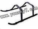 MJX-T43-helicopter-parts-16 Landing skid