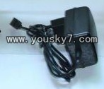 MJX-T43-helicopter-parts-23 Charger