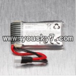 MJX-T53-helicopter-04 MJX T53 Battery 3.7v 300ma