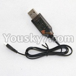 MJX-T54-helicopter-parts-28 USB charge wire