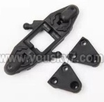 MJX-T55-T655-parts-08 Upper Main Grip Set