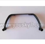 MJX-T55-T655-parts-10 Tripod for Landing skid(1pcs)