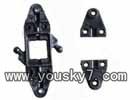 MJX-T55-parts-06 Upper Main Grip Set