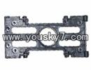 MJX-T55-parts-38 Bottom frame board