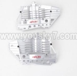 MJX-T57-parts-36 Body frame(2pcs-Left and right)