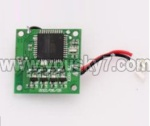 MJX-X200-UFO-parts-05 Receiver board,PCB board