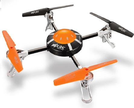 MJX-X200-UFO-parts-21 X200 Quadcopter-BNF-Orange(Only ,No Transmitter ,No battery,No Charger)