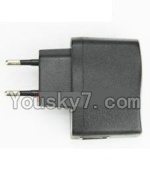 MJX X300 X300C parts-37 usb-to-Socket conversion plug