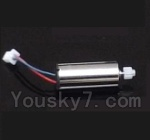 MJX X402 X402H Spare Parts-30 clockwise Rotating Motor with red and Blue wire(1pcs)