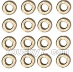 MJX X402 X402H Spare Parts-53 Copper sleeve,Copper ring(16pcs)