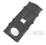 MJX X402 X402H Spare Parts-73 Battery Cover-Black