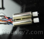 FODA F417 F-417 helicopter parts-24-small motor servo motor with gear(2pcs)