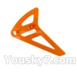 FODA F417 F-417 helicopter parts-38 Vertical wing(Orange)