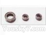 FODA F417 F-417 helicopter parts-44 bearing(3pcs)