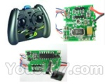 Mingji-301-helicopter-parts-60 Transmitter & Circuit board & Side fly circuit board
