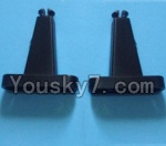 MingJi 812 Spare Parts-09 Holder for the Canopy(2pcs)
