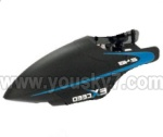 6032-parts-01 Head cover(Blue)