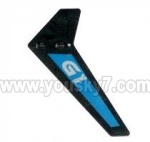 6032-parts-23 Verticall wing-Blue