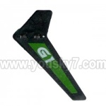 6032-parts-24 Verticall wing-Green