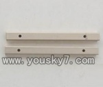 SH-6047-parts-12 Short stainless steel pipe(2pcs)