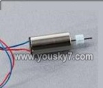 Skytech-M11-Parts-15 Main motor B with blue and red wire
