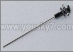 Skytech-M11-Parts-23 Inner shaft with head