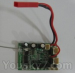 Skytech M16 M16G parts-24 Circuit board,Receiver board