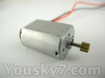 Skytech M16 M16G parts-28 Main motor with long shaft and gear