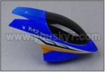 M2-parts-01 Head cover(Blue)