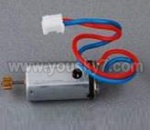 M2-parts-12 Motor A with blue and red wire