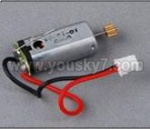 M2-parts-13 Motor B with black and red wire