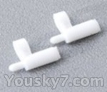Skytech M3 Parts-19 Head cover fixing parts(2pcs)
