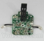 Skytech M35 parts-23 Circuit board,Receiver board