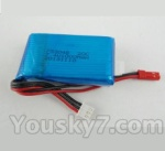 Skytech M36 parts-07 Upgrade 7.4v 1000mah battery,Fly more time