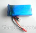 Skytech M36 parts-08 Upgrade 7.4v 1500mah battery,Fly more time