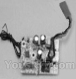 Skytech M36 parts-14 Receiver board,Circuit board